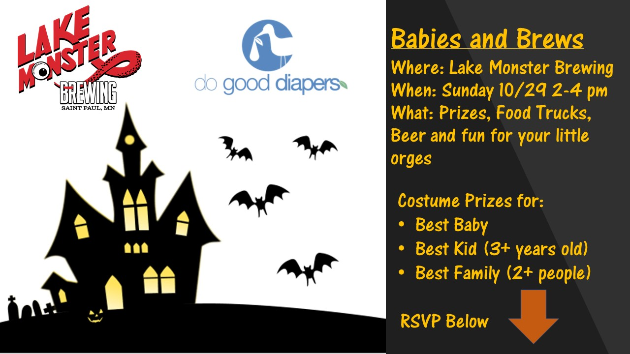 Halloween Fun with Do Good Diapers