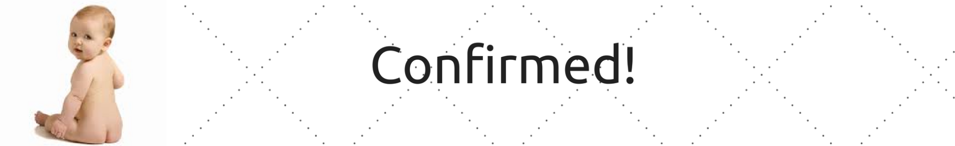 Sign Up Confirmation Page